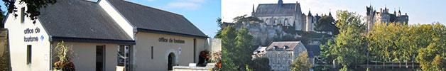 Office de tourisme de Montreuil-Bellay
