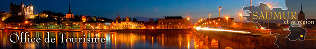 Le logis d'Adrienne Office de tourisme de Saumur