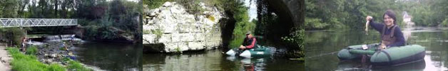 la pêche à Montreuil-Bellay