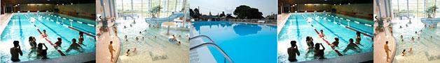 les piscines de Saumur