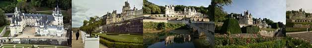 château d'Usse à 39km du gite rural le logis d'Adrienne