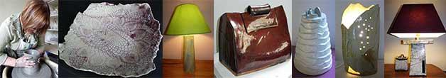 poterie artisanale Montreuil-Bellay à 3km du gite de France le logis d'Adrienne